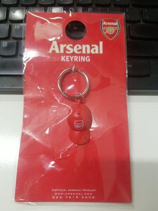 全新Arsenal阿仙奴 官方匙扣 keyring(包本地平郵)