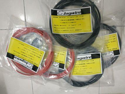 Good quality bicycle cable set