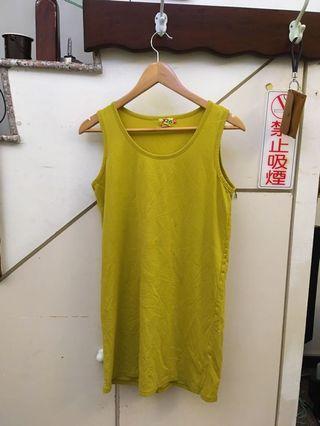 夏季衣物出清 黃