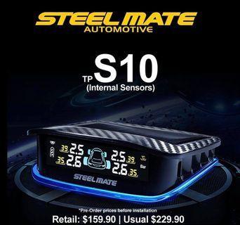Steelmate TP S10 Internal Sensor