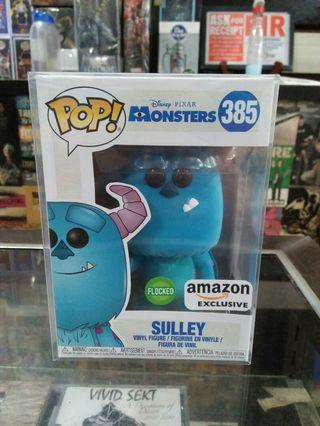 Funko pop sulley amazon excl. Marvel legends