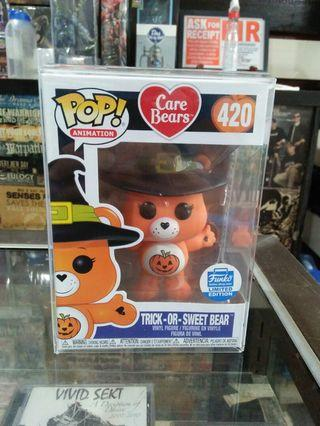Funko pop care bear
