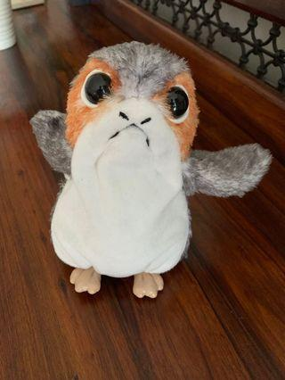 Porg - talking and moving version