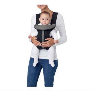 3 ways baby carrier