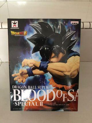 Blood of Saiyan Special 2
