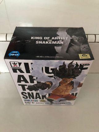 King of Artist The Snakeman