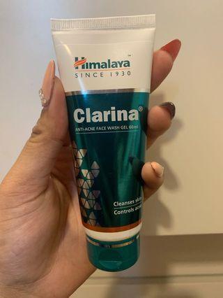 Himalaya  Clarina Anti- Acne Face Wash