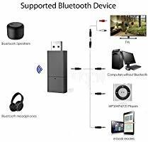 BT-2801 Wireless USB Bluetooth Transmitter with 3.5mm