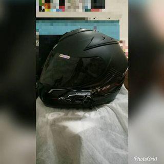 全罩安全帽