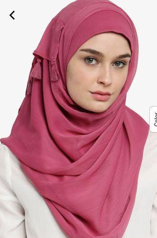 Bokitta plain pink (voila maxi)