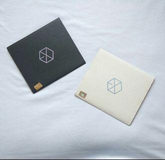EXO-K/EXO-M First Mini Album MAMA