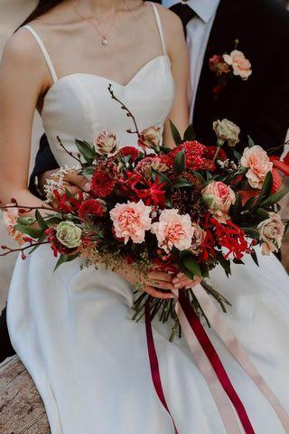 Wedding florals package