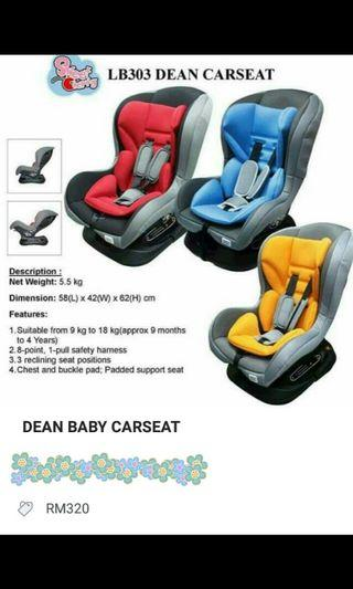 Car Seat sweet cherry