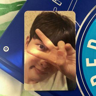 Super Junior Devil Official Ryeowook Photocard