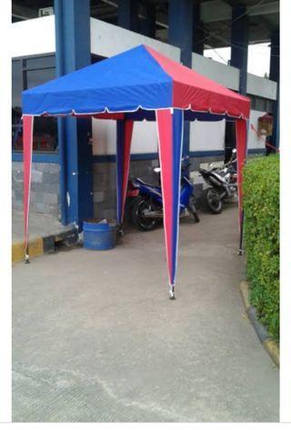 Tenda bongkar 2X2