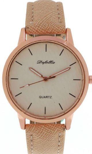 Jam tangan Deffolie