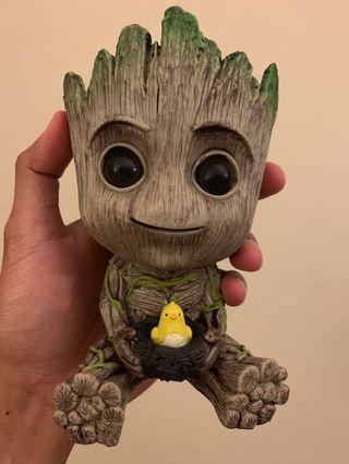 Avenger Endgame Kid Groot