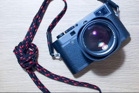Sageo Cord Strap for Cameras