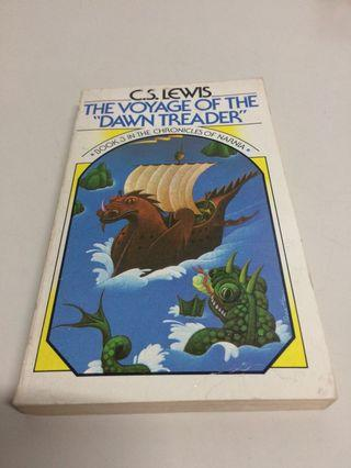 CS Lewis: the voyage of the dawn trader