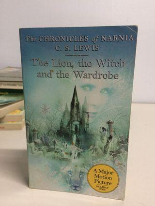 CS Lewis: the lion the witch and the wardrobe