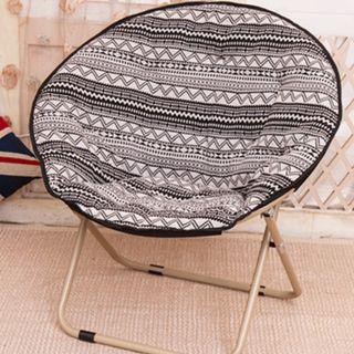 Foldable moon chair (Brand new)