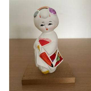 Japanese Small Doll Figurine