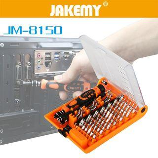 JAKEMY JM-8150 Laptop Screwdriver Set Professional Repair Hand Tools Kit