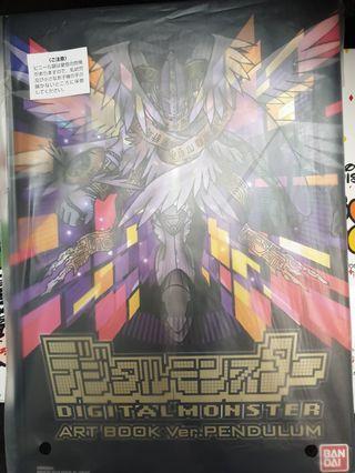 Digimon Pendulum 20th Artbook
