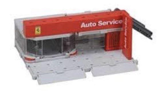 Tomica Diecast Ferrari - Ferrari Show Room