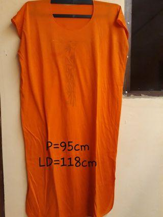 Kaos Bali Orange
