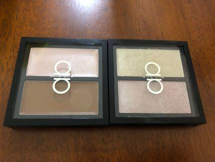 Alhaalfa Duo Mega Glow and Shade & Glow SET 01