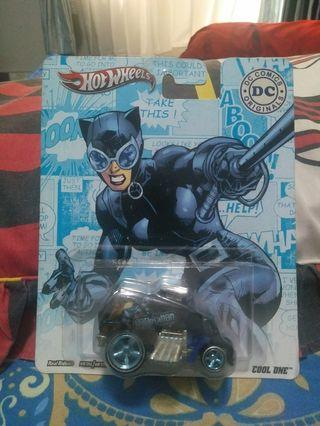 Hot Wheels Catwoman