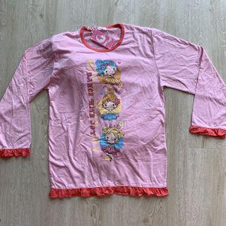 Pyjamas set for girls (size 140)