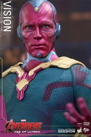 Hot toys vision