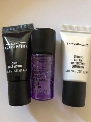 🚚 MAC三件組