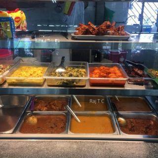 Indian Food Stall @ Upper Changi Coffeeshop