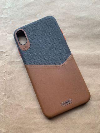 二手 iphone xs max 手機殼 保護套 可放卡