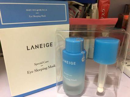 Laneige Eye Sleeping Mask 100%new