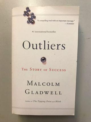 [價錢可議] Outliers: The Story of Success - by Malcolm Gladwell