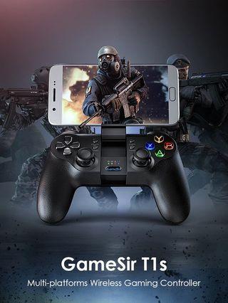 GameSir T1s Bluetooth Wireless Gaming Controller