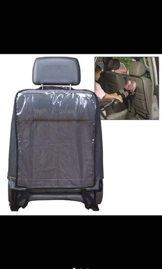 Car back seat protector cover
