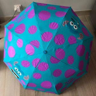 香港迪士尼毛毛雨傘
