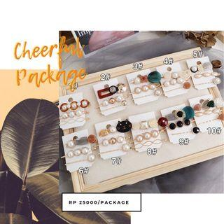 Hairpin Cheerful Package