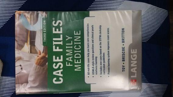 Case Files  - Family Medicine