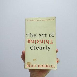 Book-The Art of Thinking Clearly