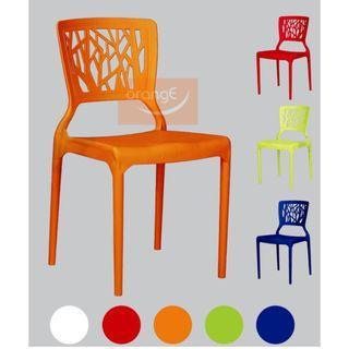 Modern Stackable Designer Plastic Chair