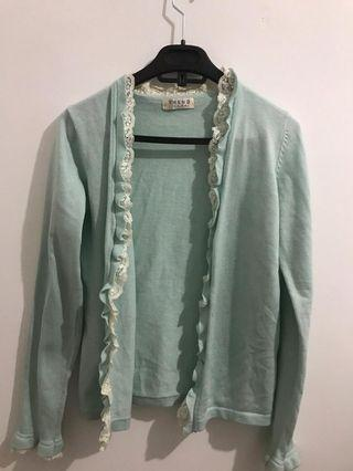 Cardigan Lace Inner