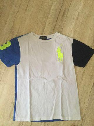 🚚 Ralph Lauren T-shirt Authentic