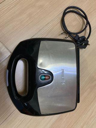 Philips toast 飛碟機三文治