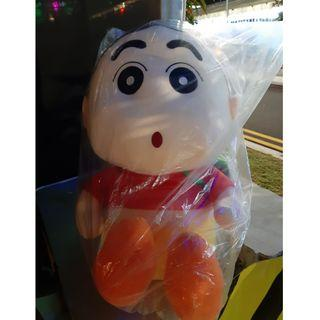Crayon Shin Chan plush toy 100cm @ $20(discount for self collection at Sembawang Mrt)